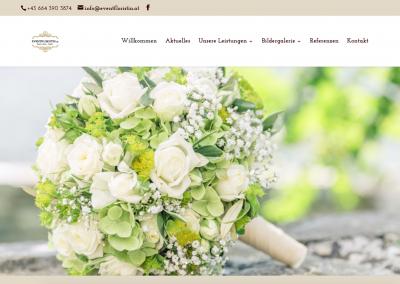 Neugestaltung der Homepage für Spohn Gärtnerei & Floristik